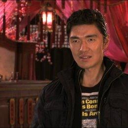 Rick Yune über Zen Yi - OV-Interview Poster
