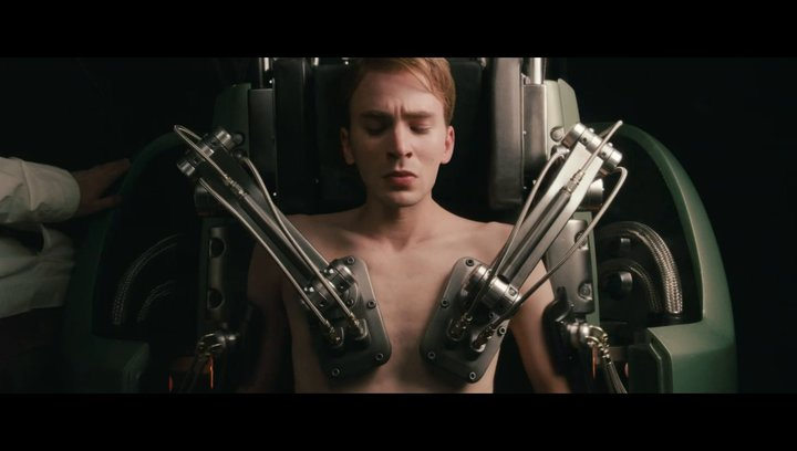 Captain America - OV-Trailer Poster