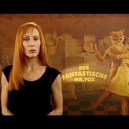 Andrea Sawatzki über ihre Rolle Mrs Fox - Interview Poster