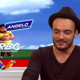 Giovanni Zarella - Tito - über Tacos - Interview Poster