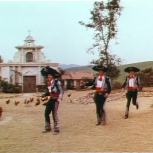 Drei Amigos - OV-Trailer Poster