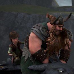 Dragons - Die Reiter von Berk (VoD-/DVD-Trailer) Poster