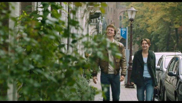 Das Schicksal ist ein mieser Verräter (BluRay-/DVD-Trailer) Trailer 2 Poster