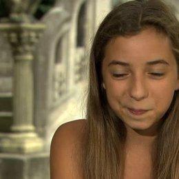 Aleen Jana Kötter über die Reaktion der Mädchen auf die Jungs - Interview Poster