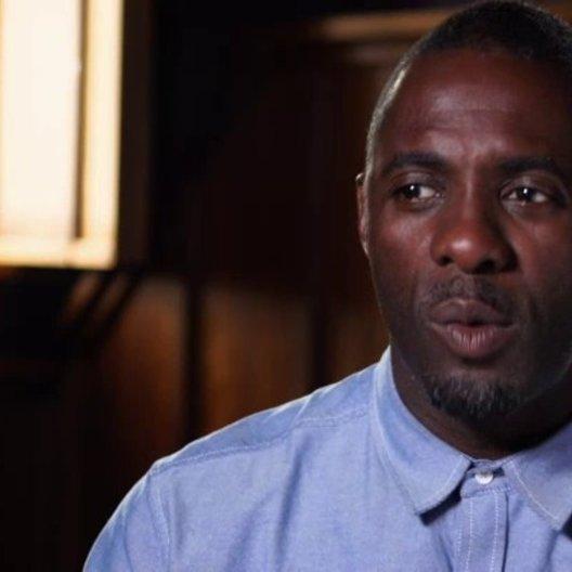 Idris Elba - Nelson Mandela - darüber, welchen Fokus das Drehbuch setzen sollte - OV-Interview Poster