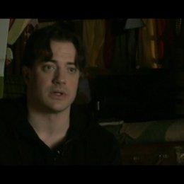 Brandon Fraser (Mo) - OV-Interview Poster