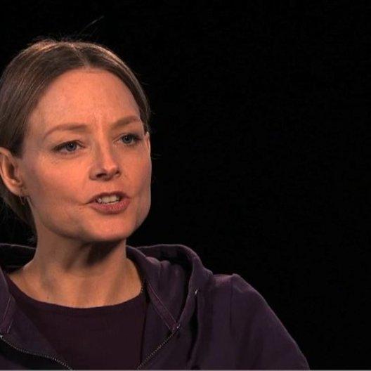 Jodie Foster über Universalität der Geschichte - OV-Interview Poster