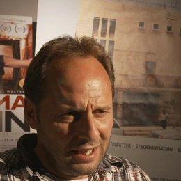 Marcus Vetter -Regisseur- über die Idee zum Film Cinema Jenin - Interview Poster