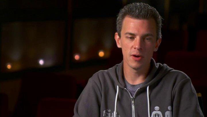 Josh Boone - Regisseur - über die Dreharbeiten - OV-Interview Poster