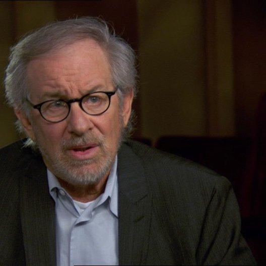 Steven Spielberg (Regisseur-Produzent) über den Film - OV-Interview Poster