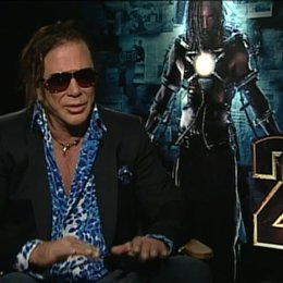 Mickey Rourke - OV-Interview Poster