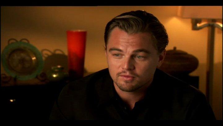 Leonardo DiCaprio über Scorsese - OV-Interview Poster