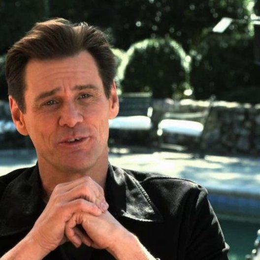 Jim Carrey über Fraida Felcher - OV-Interview Poster