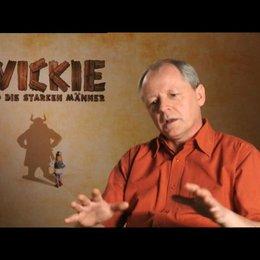 Olaf Krätke über die besonderen Dreharbeiten - Interview Poster