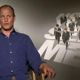 Woody Harrelson - Merritt McKinney - über die Motive der The Four Horsemen - OV-Interview Poster
