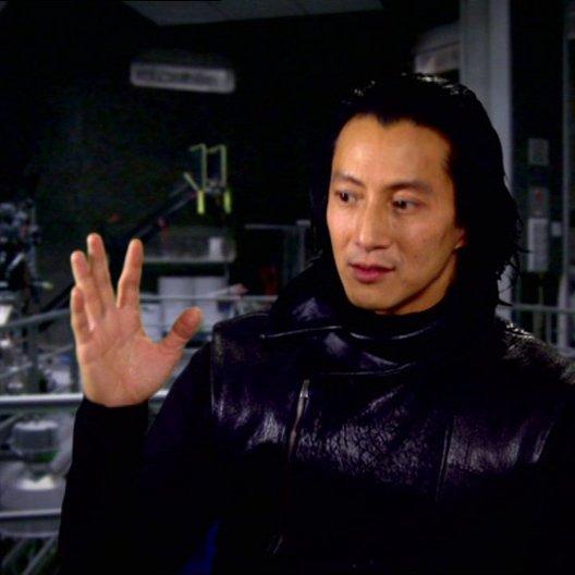 Kenuichio Harada über die Arbeit mit James Mangold - OV-Interview Poster