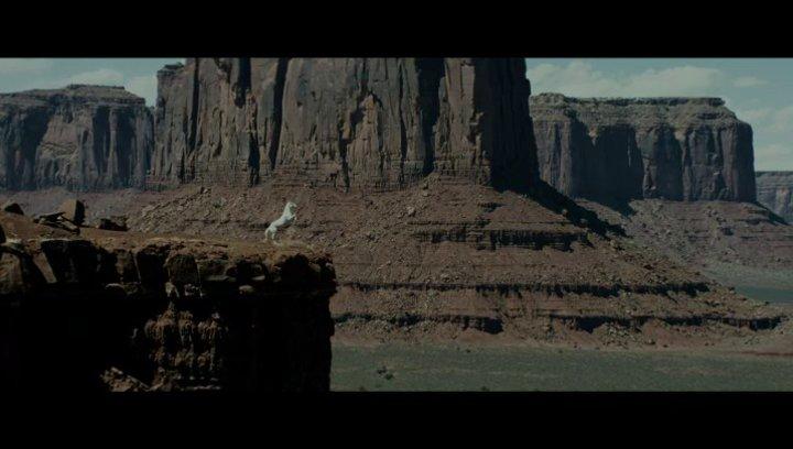 The Lone Ranger - Trailer Poster