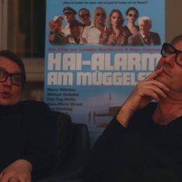 Leander Haußmann und Sven Regener (Regie) über den Alarm-Film - Interview Poster