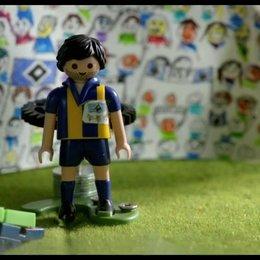 Sammy spielt Fussball mit Raffi - Szene Poster