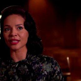Carmen Ejogo - Coretta Scott King - daüber dass sie von Coretta Scott King den Segen für ihre Rolle erhielt - OV-Interview Poster