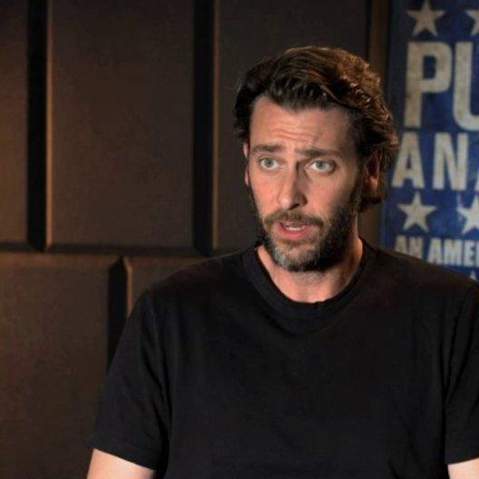 Andrew Form - Produktion - über den Film - OV-Interview Poster