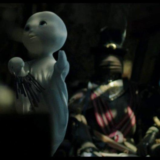 Das Gespenst stellt sich vor - Szene Poster