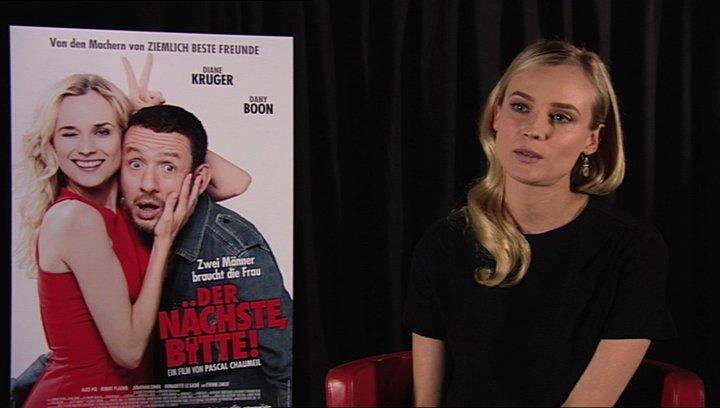 Diane Kruger über die Geschichte - Interview Poster