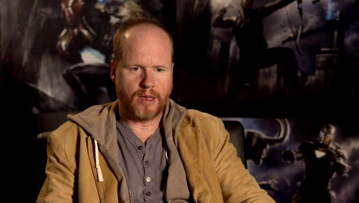 Joss Whedon - Regisseur was ihn an dem Projekt reizte - OV-Interview Poster