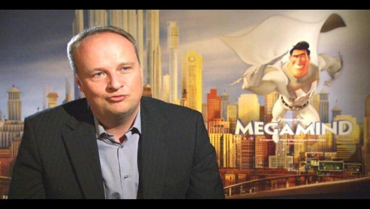 Oliver Welke (deutsche Stimme Metroman) über die Emotionen im Film - Interview Poster
