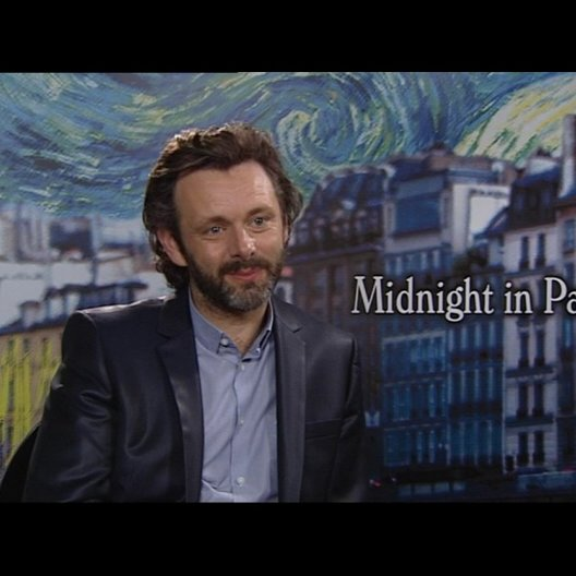 Michael Sheen (Paul) über seine Rolle Paul - OV-Interview Poster