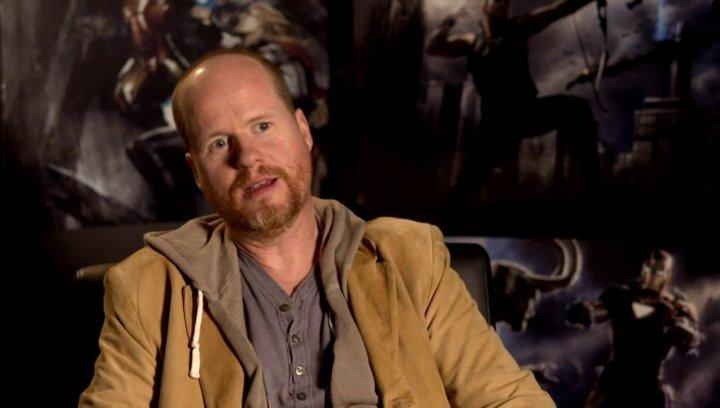 Joss Whedon - Regisseur über Jeremy Renner als Hawkeye - OV-Interview Poster