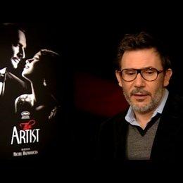 Michel Hazanavicius - Regisseur - über die Arbeit - OV-Interview Poster