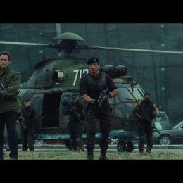 Action-Legenden zusammen in einer Szene Poster