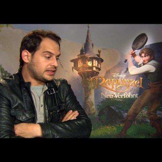 MORITZ BLEIBTREU - Flynn / über das Synchronisieren - Interview Poster