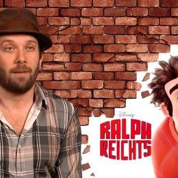 Christian Ulmen - Randale Ralph - warum es in Ralph Reichts geht - Interview Poster