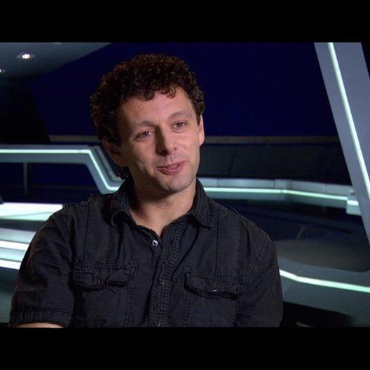Michael Sheen (Castor - Zuse) über Daft Punk - OV-Interview Poster