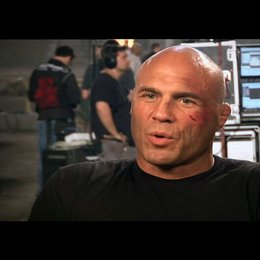 Randy Couture über die Action - OV-Interview Poster