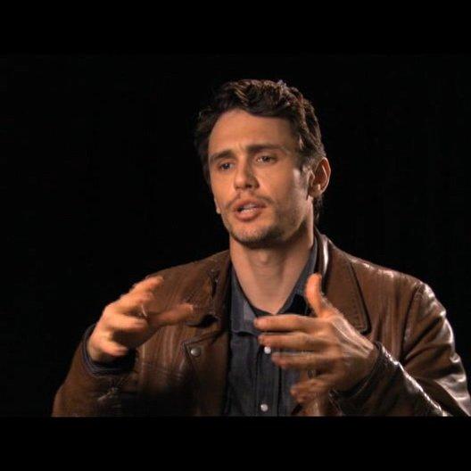 Franco über lange Einstellungen - OV-Interview Poster
