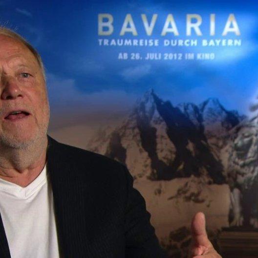Joseph Vilsmaier Regisseur was man von oben Neues entdecken kann - Interview Poster