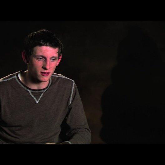 Jamie Bell über seine Rolle - OV-Interview Poster