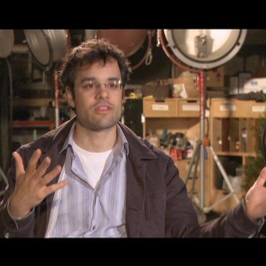 Thor Freudenthal - Regie über Greg - OV-Interview Poster