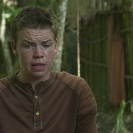 Will Poulter - Gally - über Teresa - OV-Interview Poster