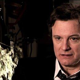 Colin Firth über die Arbeit mit Nicole Kidman - OV-Interview Poster
