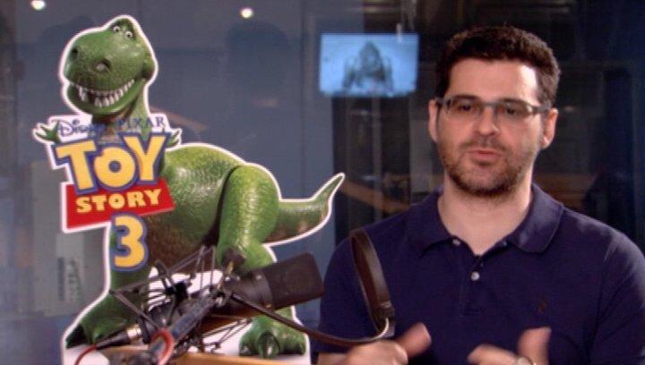 RICK KAVANIAN / Rex über das Original als Vorlage - Interview Poster