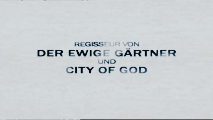 Die Stadt der Blinden (DVD-/BluRay-Trailer) Poster