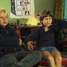 Anton Petzold und Juri Winkler über Rico und seine Mutter - Interview Poster