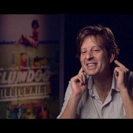 """Christian Colson (Produzent) - über die unterschiedlichen Darsteller von """"Jamal"""" - OV-Interview Poster"""