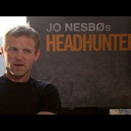 Jo Nesbo über Roger Brown und die Liebe - OV-Interview Poster