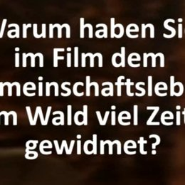 Interview mit Regisseur Edward Zwick Poster