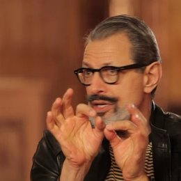 Jeff Goldblum - Deputy Kovacs - über Wes Andersons Regiestil - OV-Interview Poster